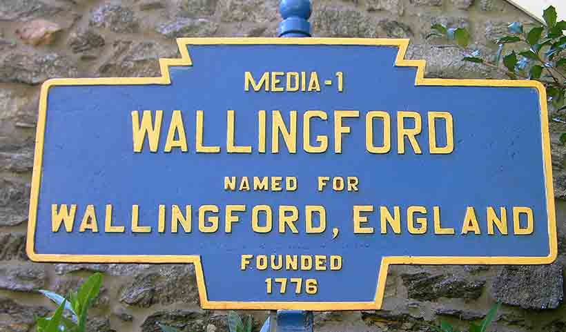 Wallingford-About Wallingford-Sign