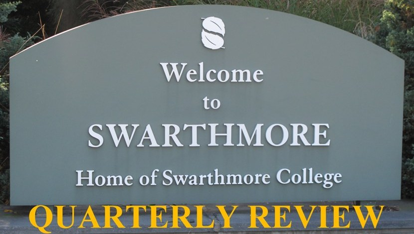 Swarthmore Real Estate - Swarthmore PA - Quarterly Report