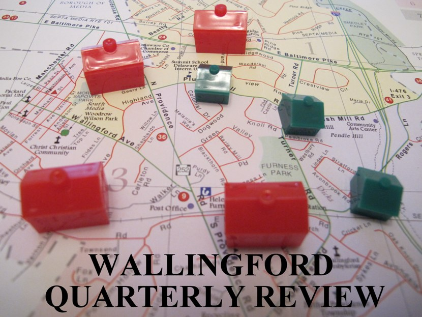 Wallingford PA Real Estate - Wallingford PA - Quarterly Review