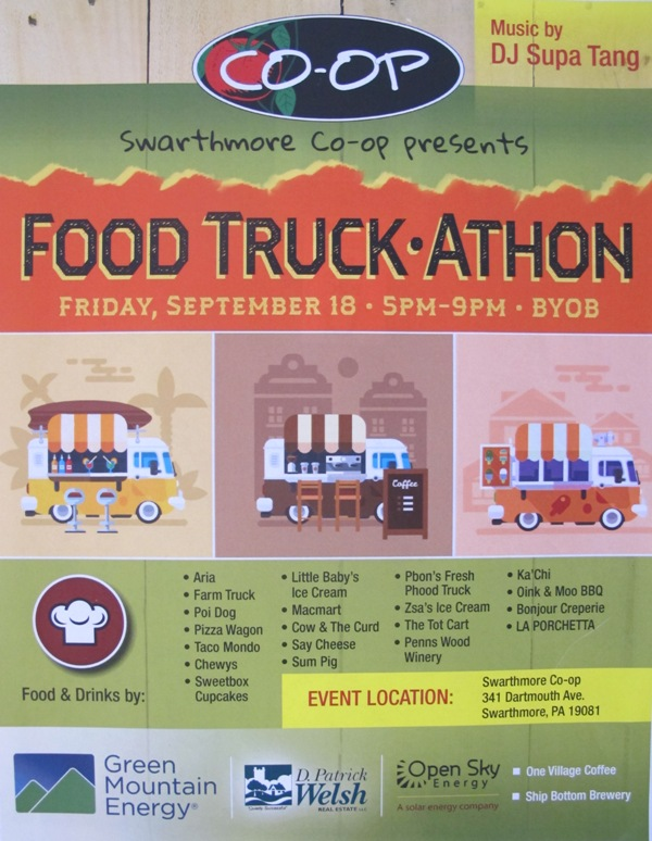 Wallingford PA Real Estate - Wallingford, PA - Swarthmore food Truck Athon
