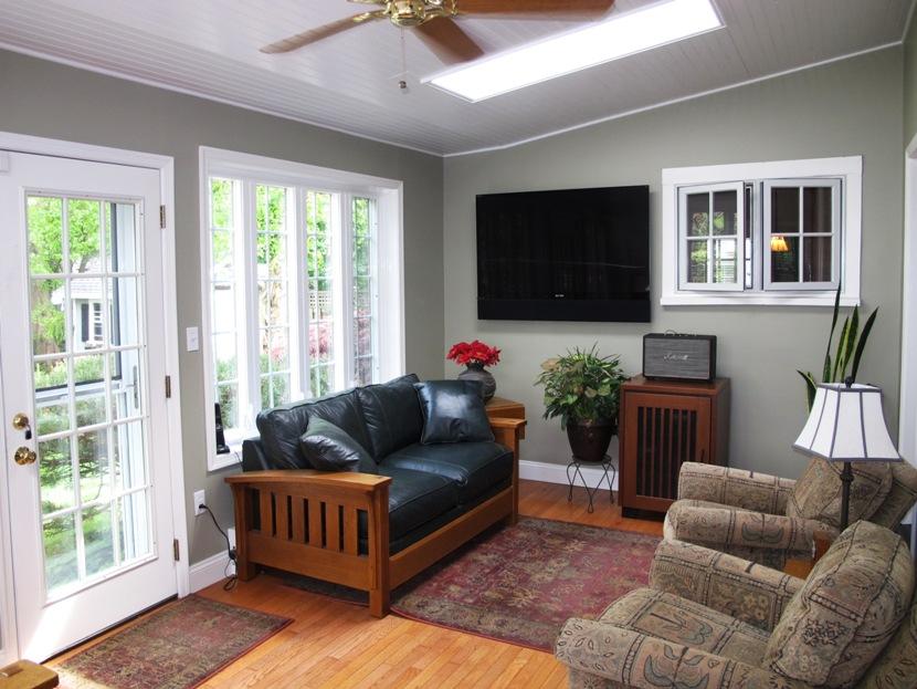 Light Filled Family Room Addition
